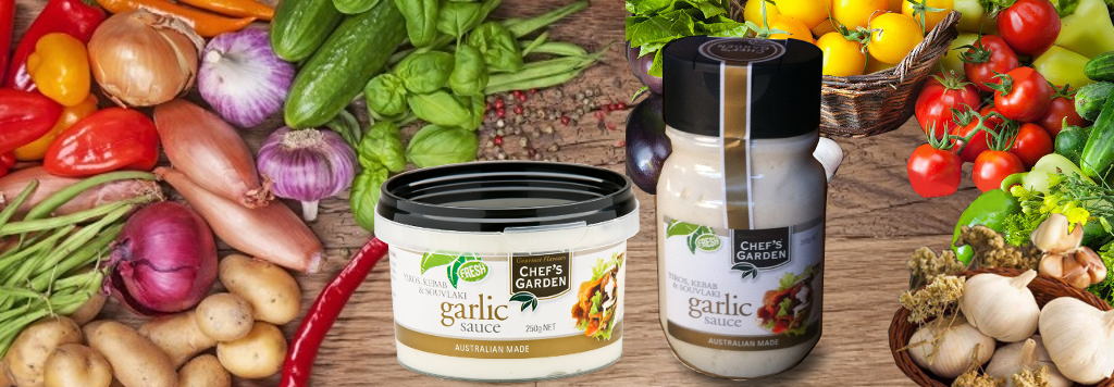 Garlic Sauces